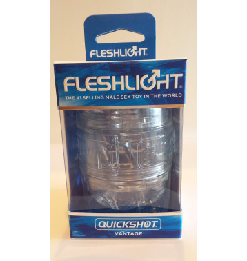 FLESHLIGHT Мастурбатор Quickshot Vantage