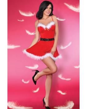 Сексуальное рождественское платье Meredith