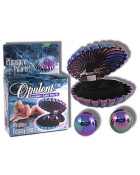 Вагинальные шарики Opulent Lacquer Cote Pearls