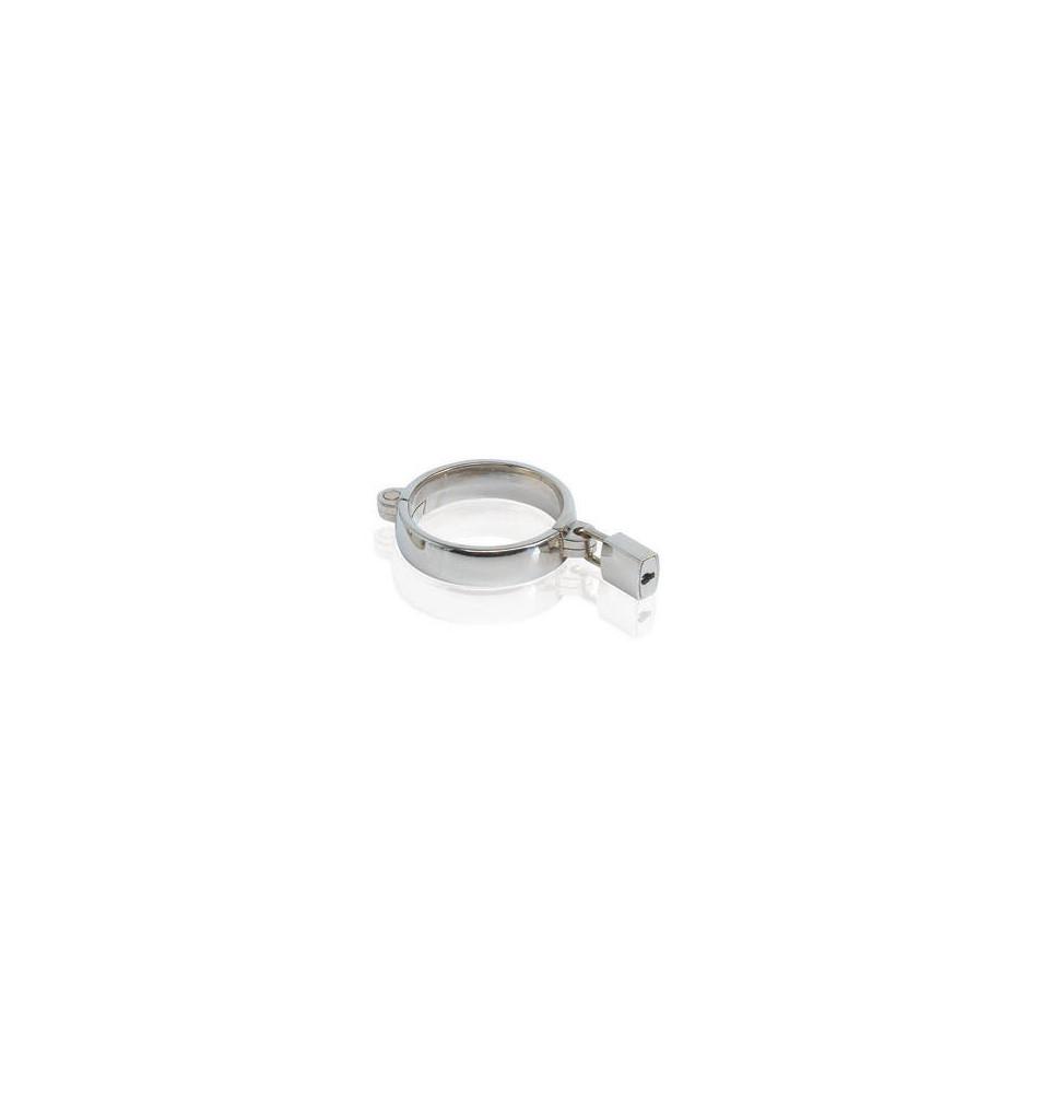 Кольцо эрекционное METAL WORX из металла, размер L