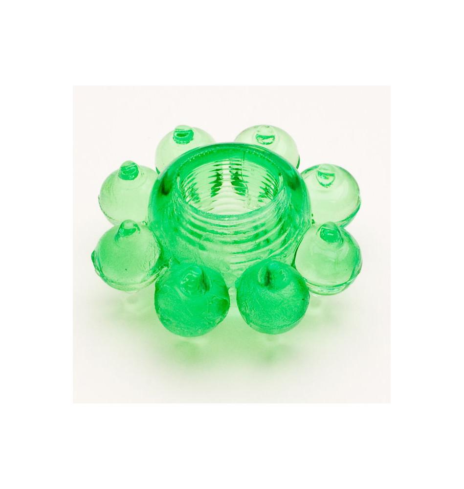Эрекционное кольцо зеленое