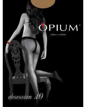 Колготки Obsession 40 Opium nero 3