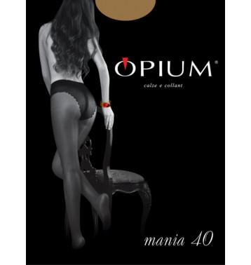 Колготки Mania 40 Opium nero 4