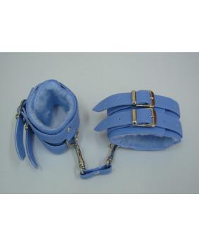 5011-5 Наручники голубого цвета