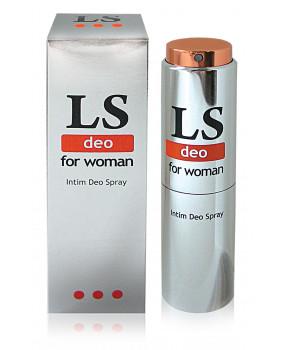 Интим-дезодорант для женщин LOVESPRAY DEO 18мл
