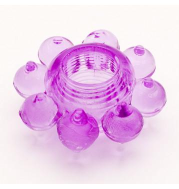 Эрекционное кольцо фиолетовое