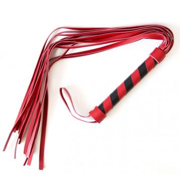 Плеть красного цвета