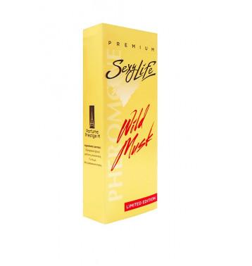 Духи Sexy Life Wild Musk мужские № 2 Eros Versace, 10 мл