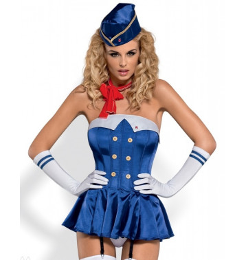 Stewardess corset Костюм S/M