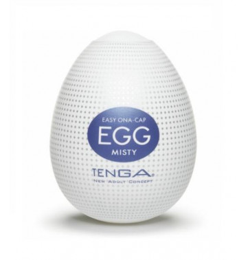 TENGA Egg Мастурбатор яйцо Misty
