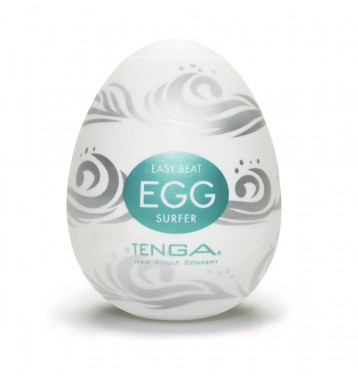 TENGA Egg Мастурбатор яйцо Surfer