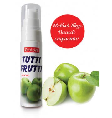Гель TUTTI-FRUTTI яблоко, 30 г