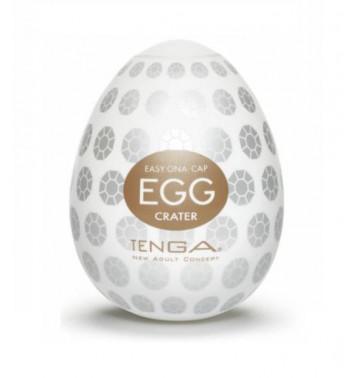 TENGA Egg Мастурбатор яйцо Crater