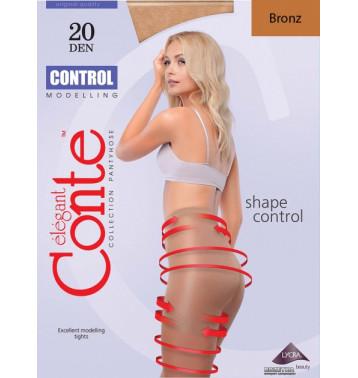Колготки Conte Control 20 Den 2 р Natural