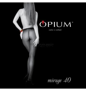 Колготки Opium Mirage nero 2