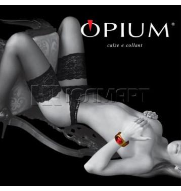 Чулки Opium Euphoria 20 avorio 1/2