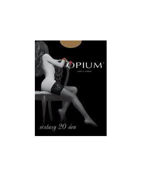 Чулки Ecstasy 20 Opium avorio 4