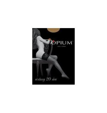 Чулки Ecstasy 20 Opium avorio 2