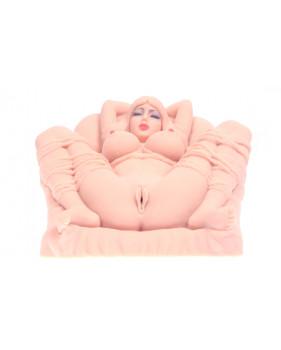 ERICA, мастурбатор мини-кукла вагина без вибрации