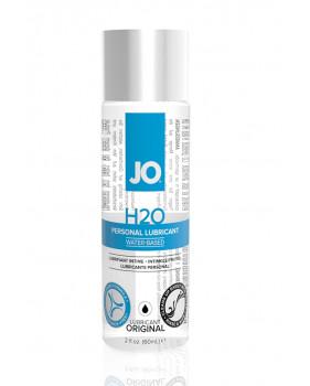 Нейтральный любрикант на водной основе JO Personal Lubricant H2O, 2.5 oz (60 мл)