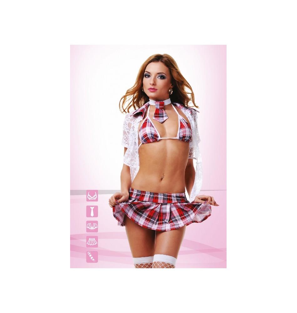Эротический костюм школьницы S/M