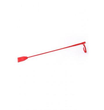Стек плетенный красный