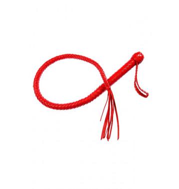 Плеть однохвостная красная