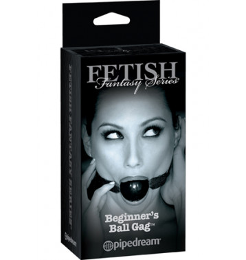 Кляп Fetish Fantasy Series Limited Edition Beginner's Ball Gag черный