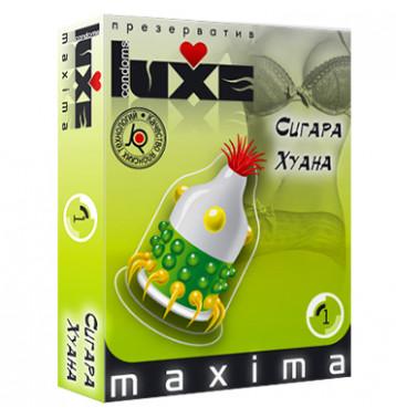 Презерватив Luxe Maxima Сигара Хуана