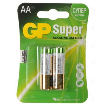 Батарейка АА (алкалин) 1 шт.