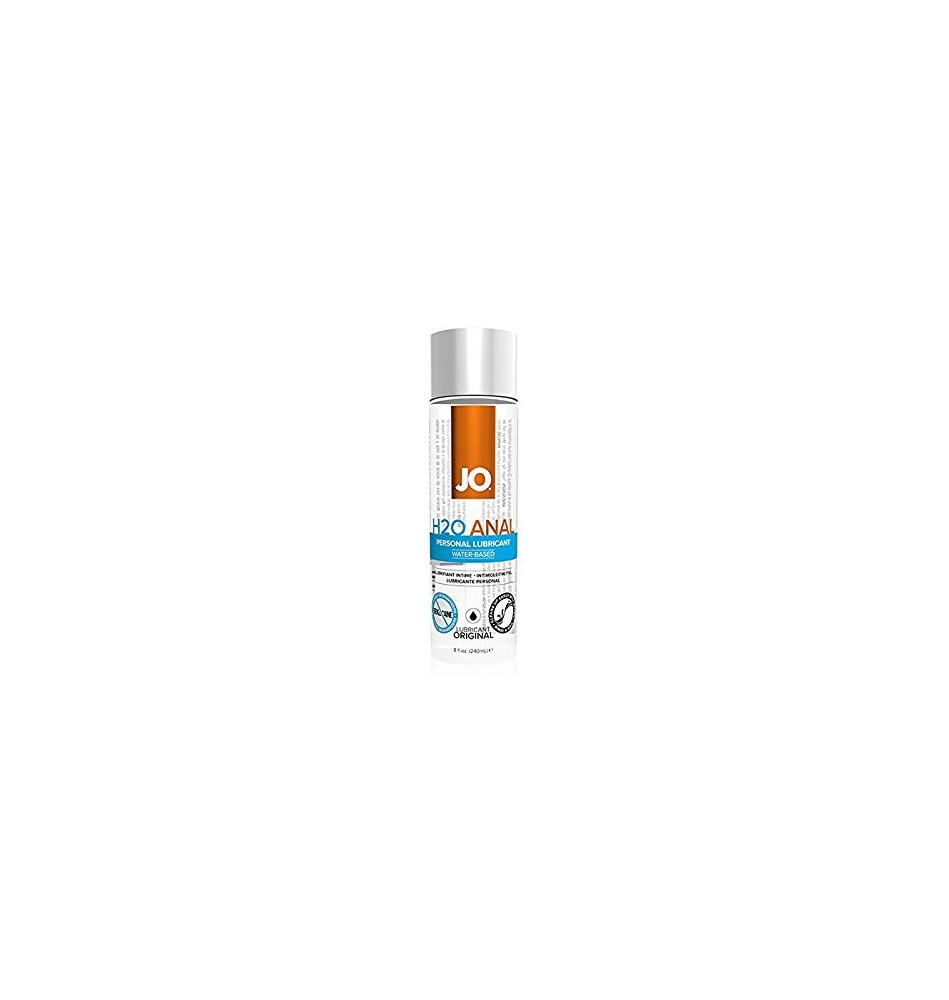 Анальный любрикант на водной основе JO Anal H2O, 4.5 oz (120 мл)