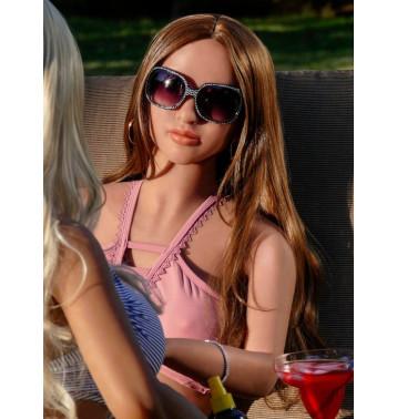 Реалистичная кукла брюнетка Кармен Pipedream Extreme ToyzUltimate Fantasy Dolls Carmen