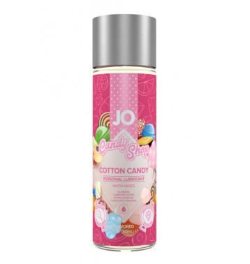 "Вкусовой лурикант на водной основе Candy Shop ""Сахарная вата"" (Cotton Candy) - 60 мл."