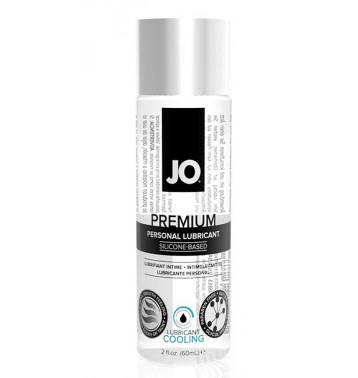 Охлаждающий любрикант на силиконовой основе JO Personal Premium Lubricant COOL, 2.5 oz (60 мл)