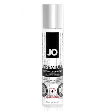 Возбуждающий любрикант на силиконовой основе JO Personal Premium Lubricant Warming, 1 oz (30мл.)