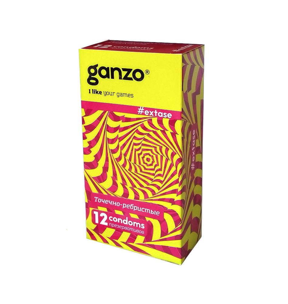 Презервативы Ganzo Extase N12