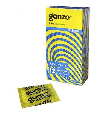 Презервативы GANZO Classic N12