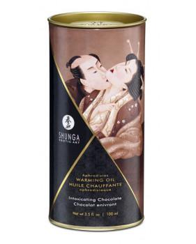 Масло интимное массажное Пьянящий Шоколад 100 МЛ