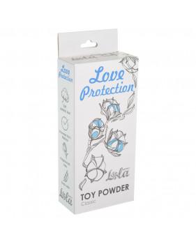 ПУДРА ДЛЯ ИГРУШЕК LOVE PROTECTION CLASSIC 30 гр