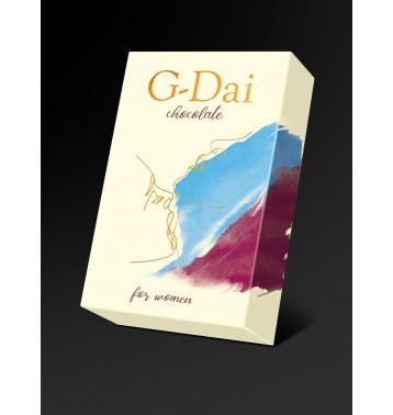 "Шоколад темный ""G-Dai"" женский"