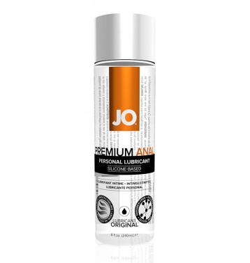 Анальный лубрикант на силиконовой основе JO Anal Premium, 8 oz (240 мл)