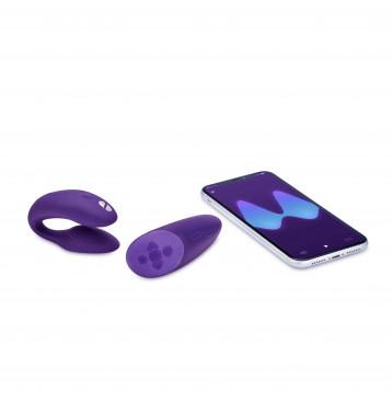 WE-VIBE Chorus Вибратор для пар фиолетовый