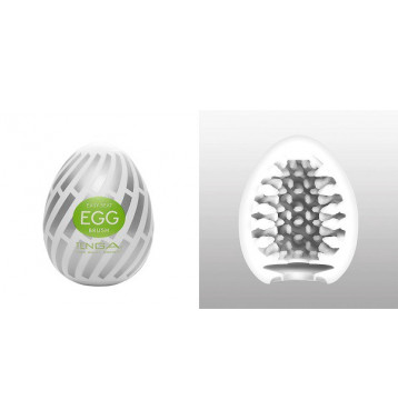 TENGA Egg Мастурбатор яйцо Brush