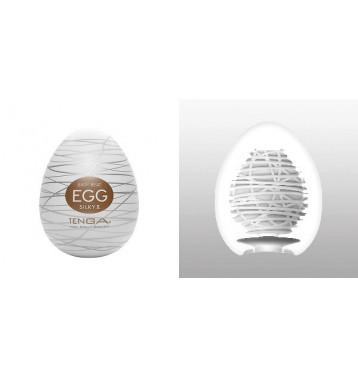 TENGA Egg Мастурбатор яйцо Silky II