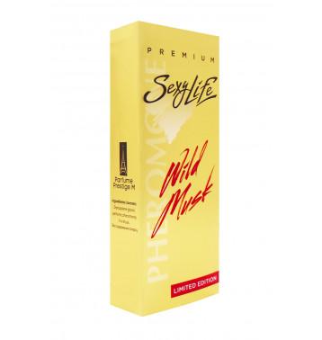 Духи женские серии WILD MUSK, № 3 (SUBLIME BALKISS) 10 МЛ