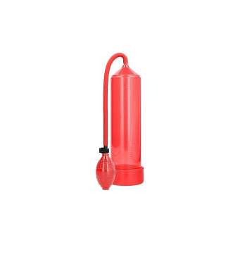 Ручная вакуумная помпа для мужчин с насосом в виде груши Classic Penis Pump