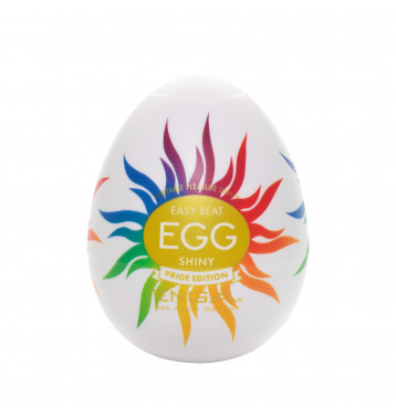 TENGA Egg Мастурбатор яйцо Shiny Pride