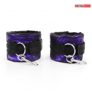 ОКОВЫ цвет чёрный/фиолетовый