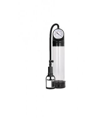 Ручная вакуумная помпа для мужчин с манометром Comfort Pump With Advanced PSI Gaug
