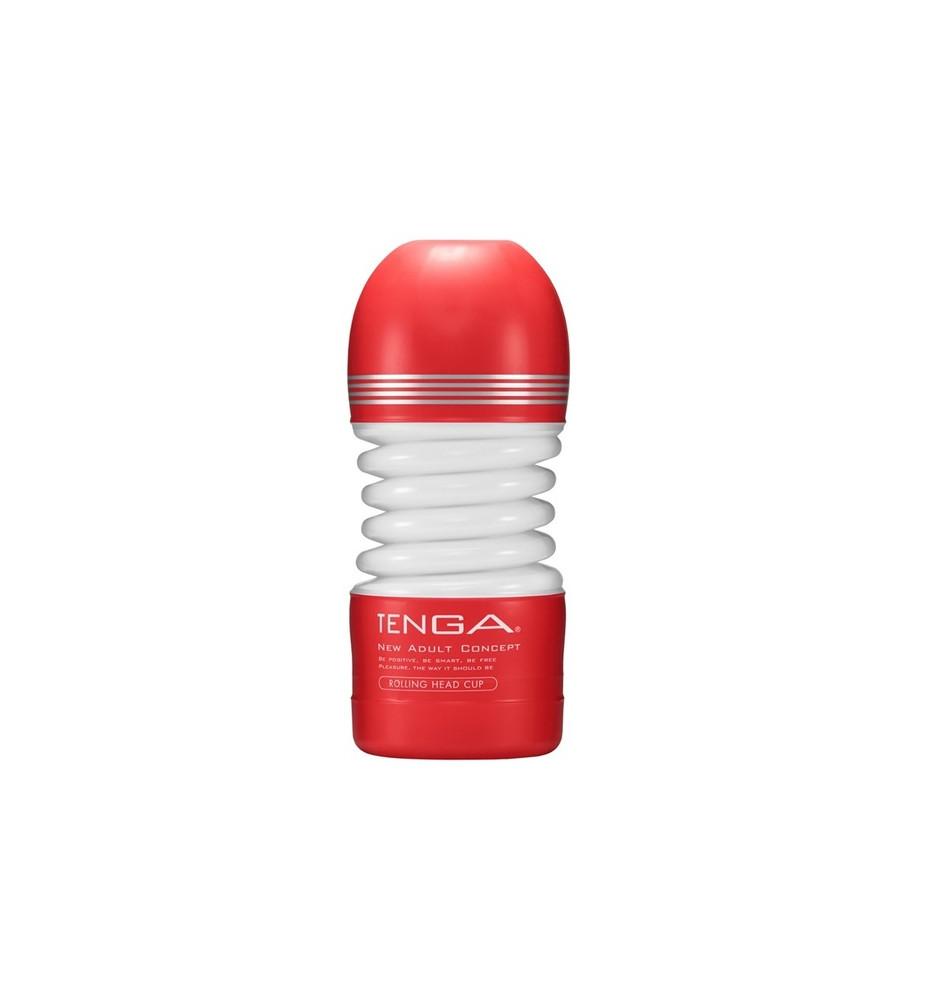 TENGA Мастурбатор Rolling Head Cup